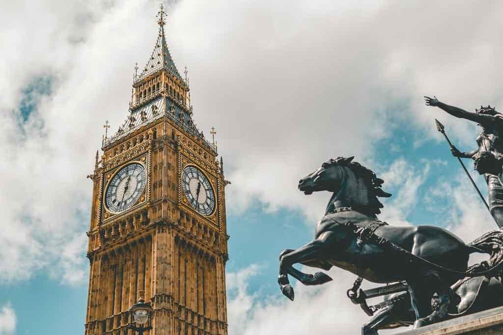 Pontos turísticos de Londres: Big Ben