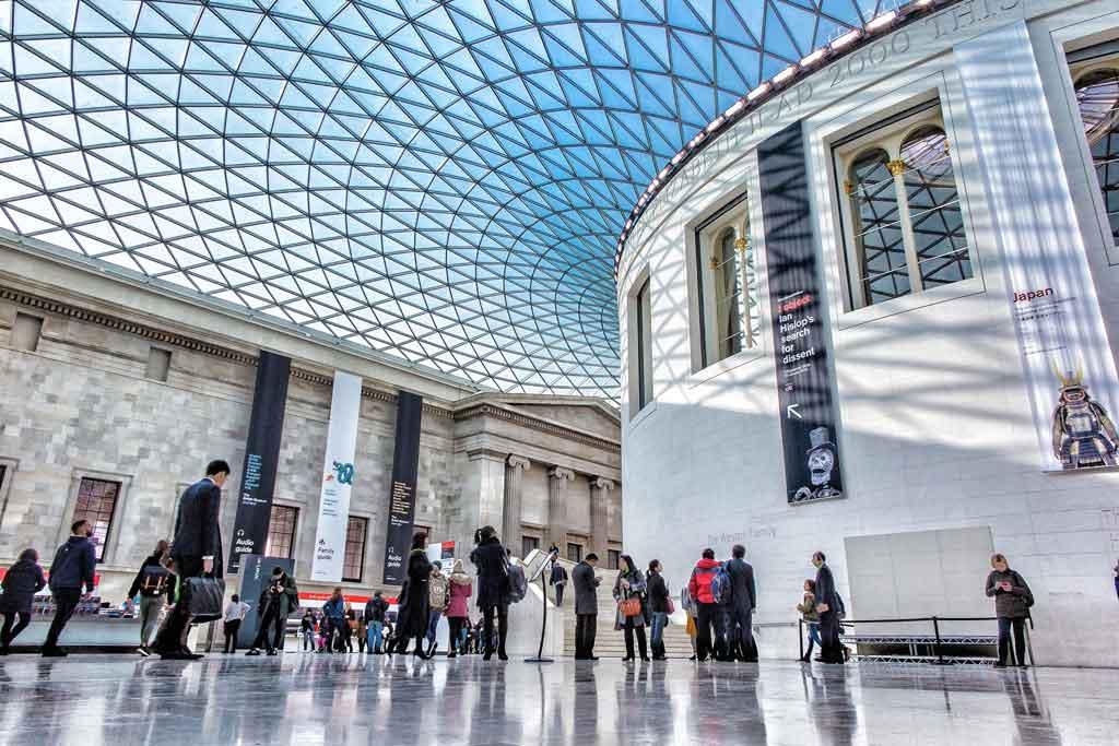 Pontos turísticos de Londres: British Museum