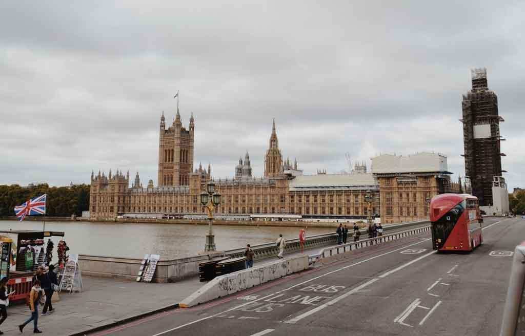 Palácio de Westminster