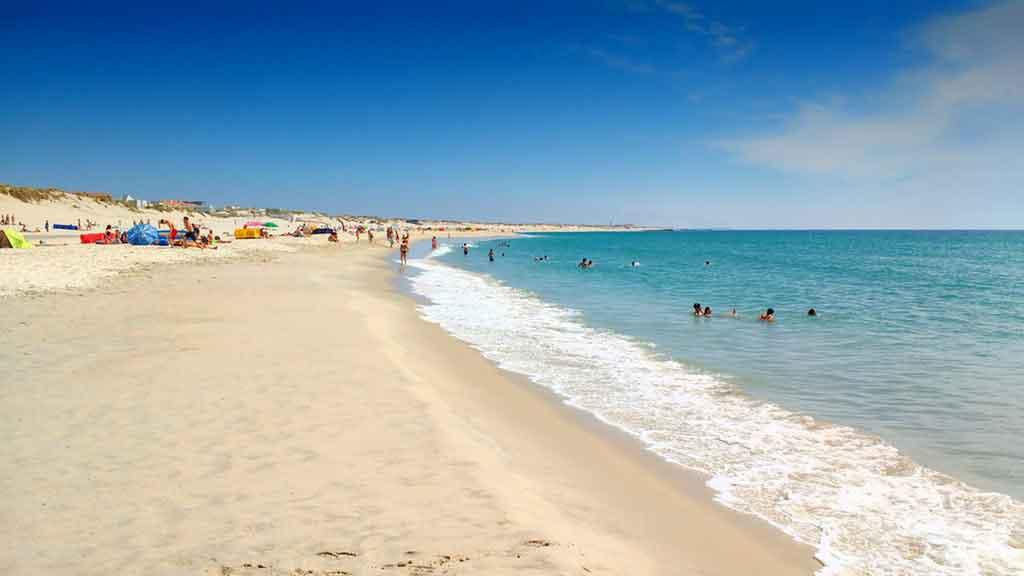Clima das praias de Portugal