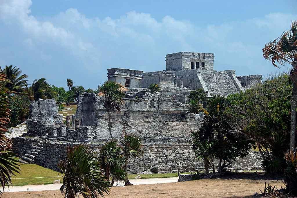 Tulum México: arquitetura