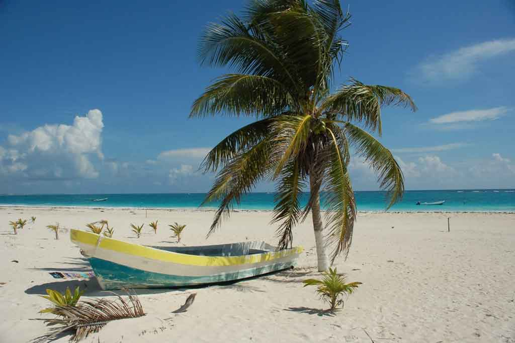 Tulum México: Playa Paraíso