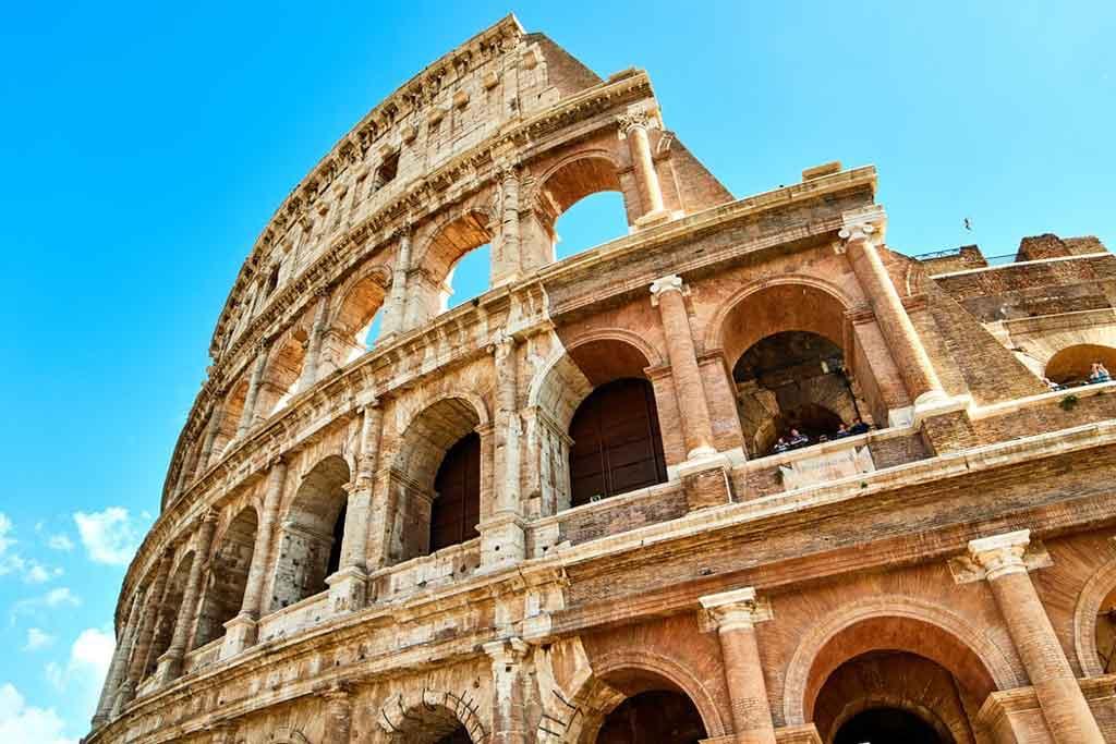Turismo em Roma: Coliseu