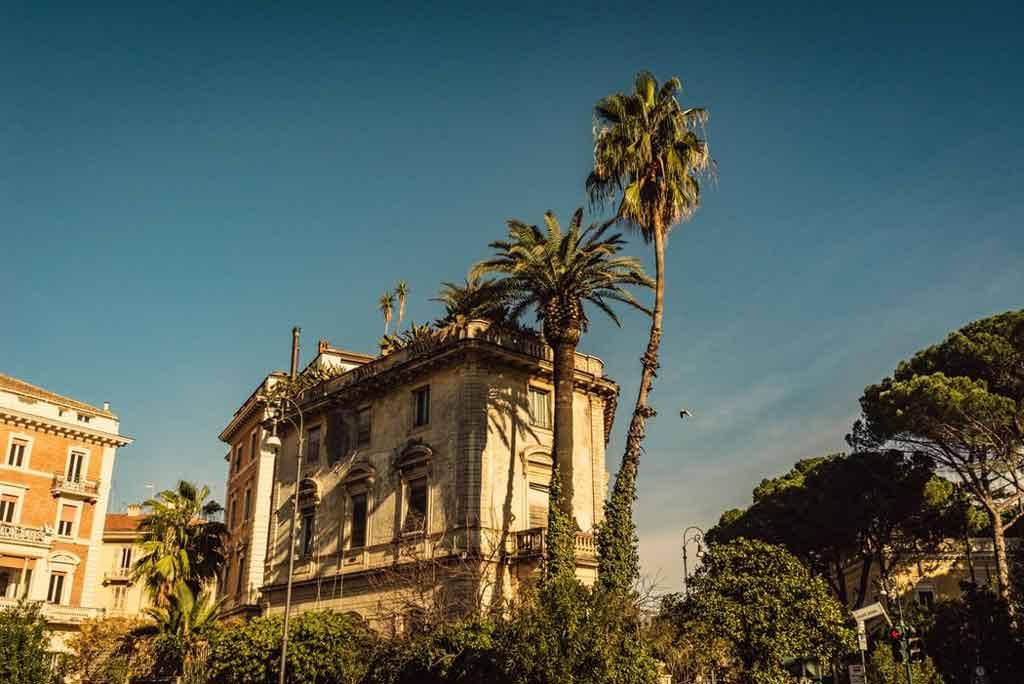 Turismo em Roma: verão