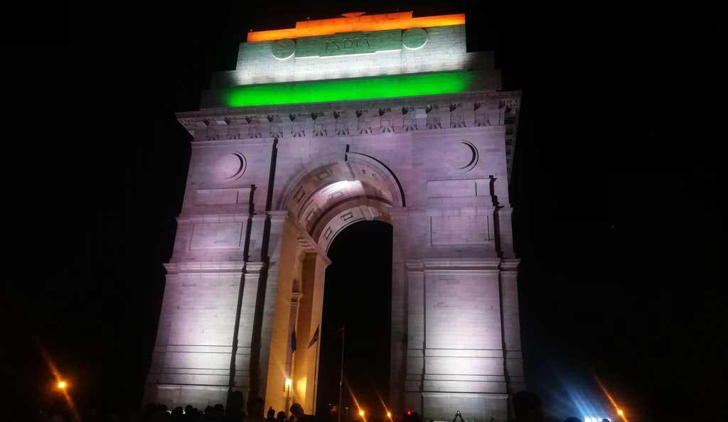 Turismo na India