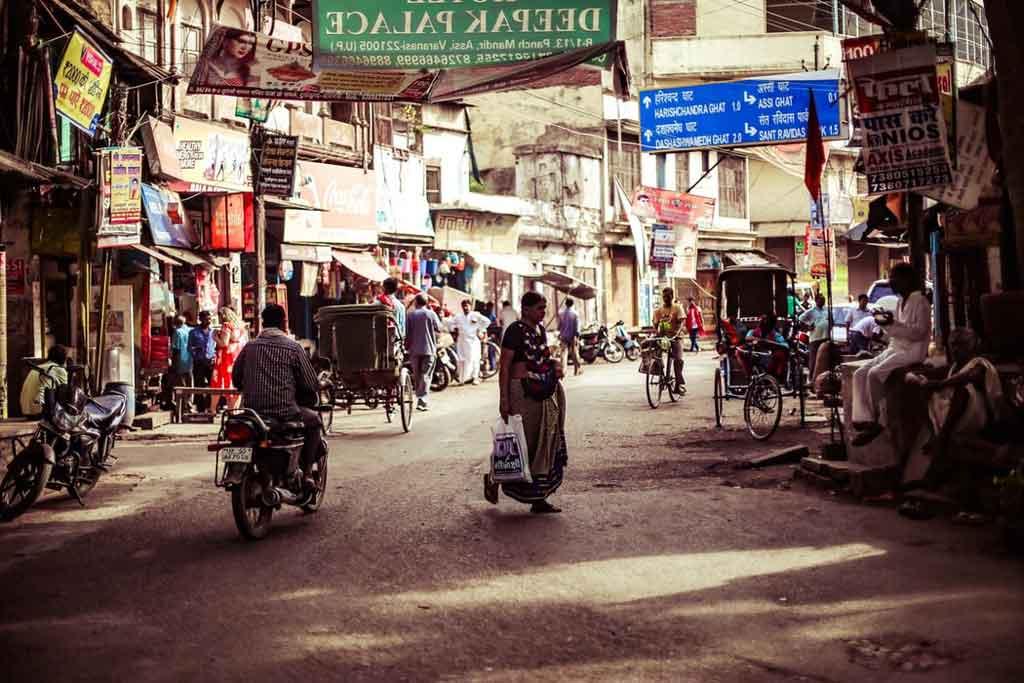 Viagem para Índia: Varanasi