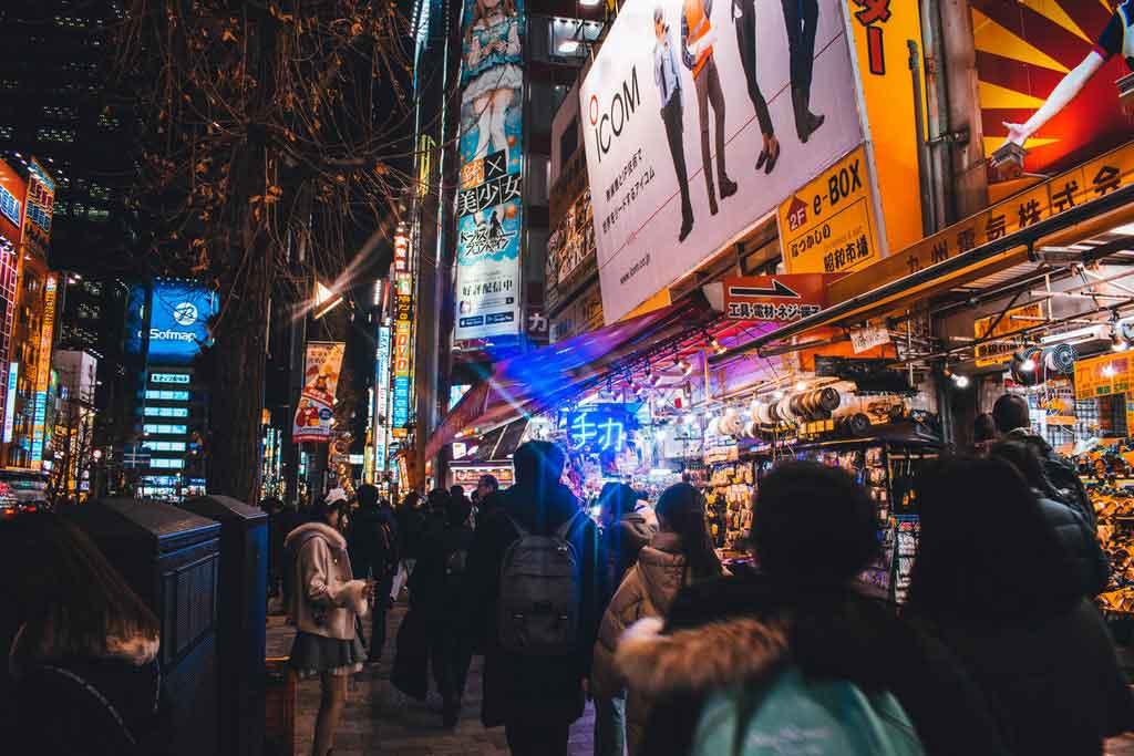 O que é preciso para uma viagem para o Japão