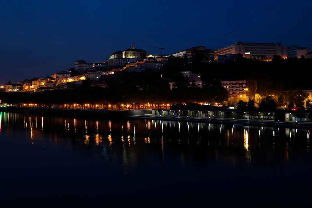 O que fazer em Coimbra à noite