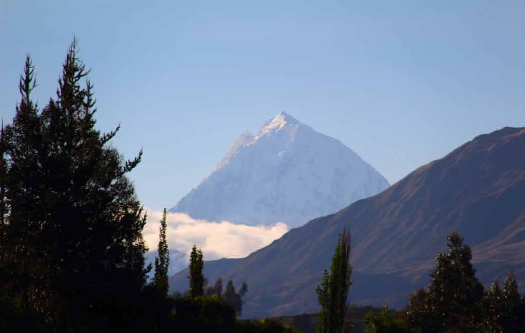 Qual é a Altitude de Cusco