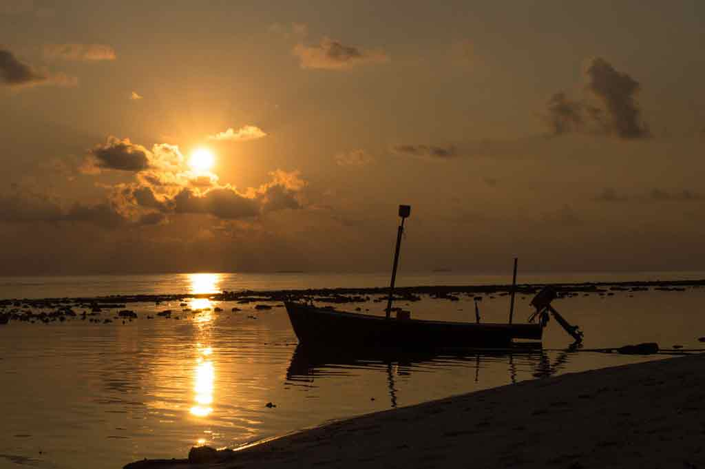 Melhor ilha pra ficar nas Ilhas Maldivas
