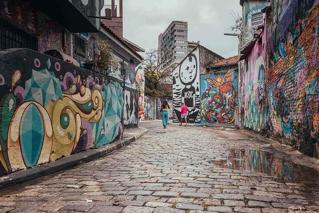 O que fazer em Toronto: Graffity Alley