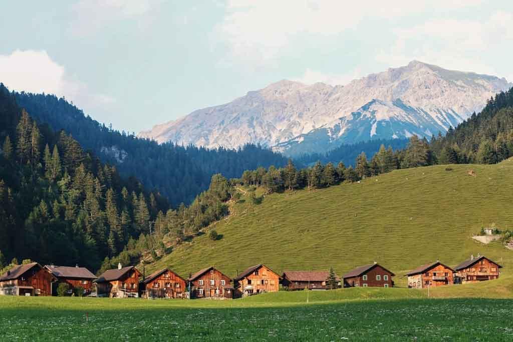 O que fazer na Suíça: primavera