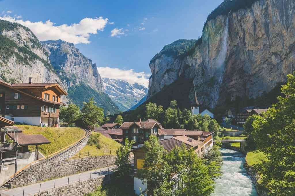 O que fazer na Suíça