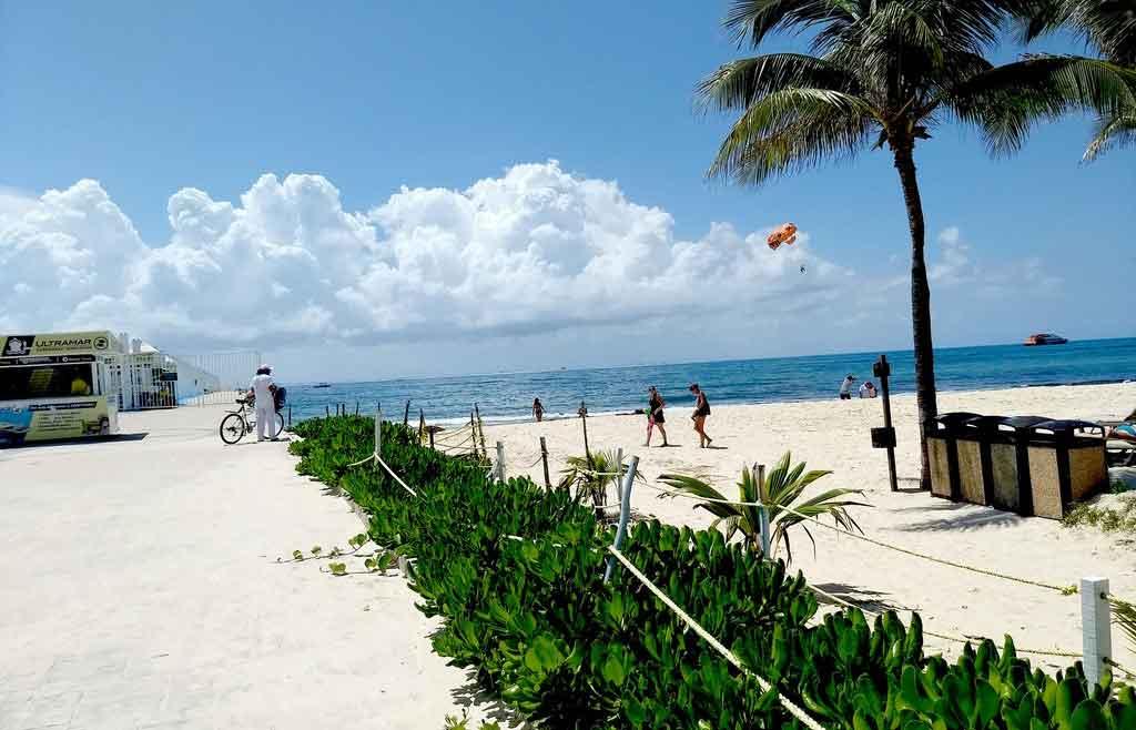Onde fica Playa del Carmen