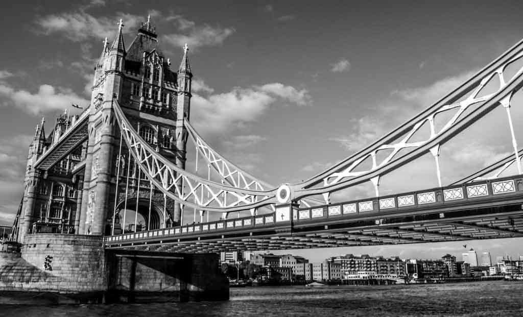 Quais as Pontes de Londres mais famosas