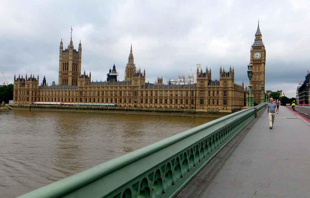 Pontes De Londres Conheca Algumas Das Mais Importantes