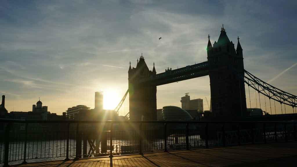 Pontes de Londres