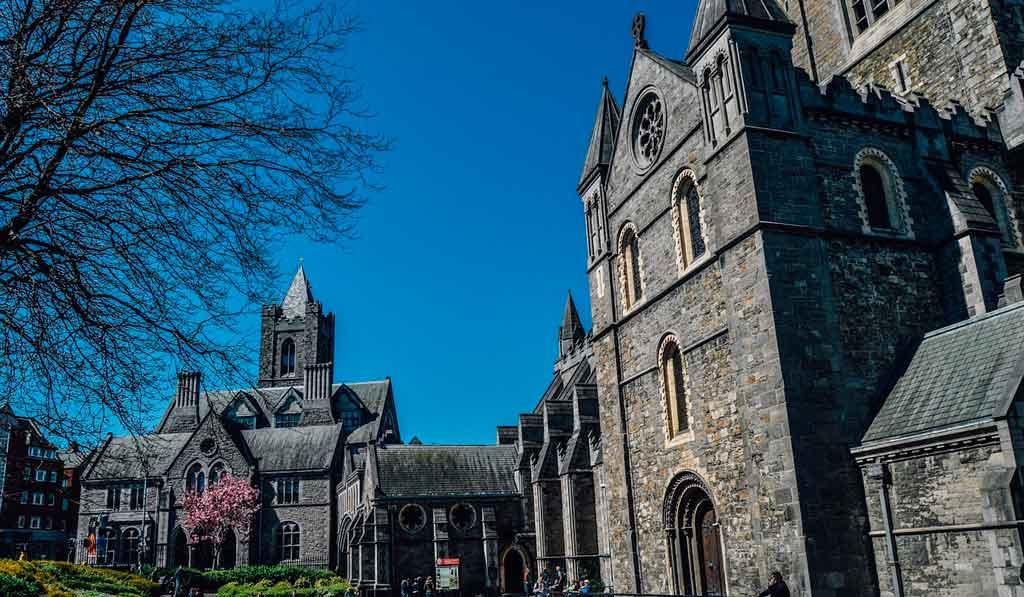 Pontos turísticos da Irlanda
