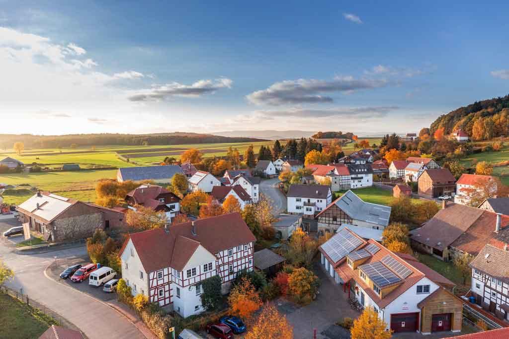 Rota romântica Alemanha: Bad Mergentheim