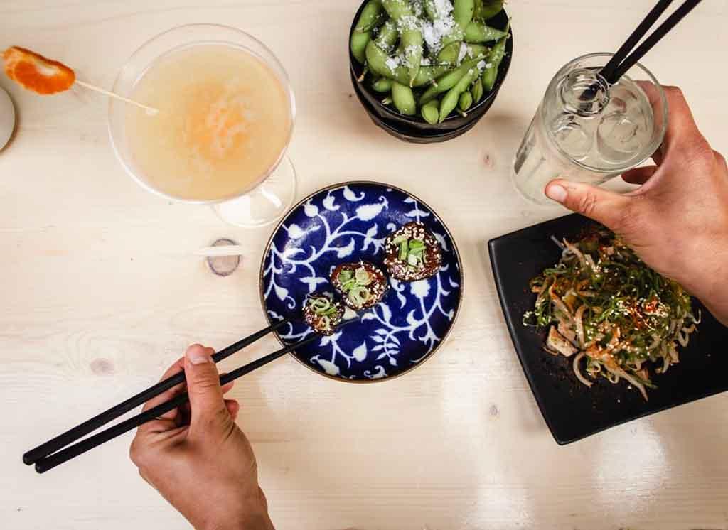 Tóquio: gastronomia