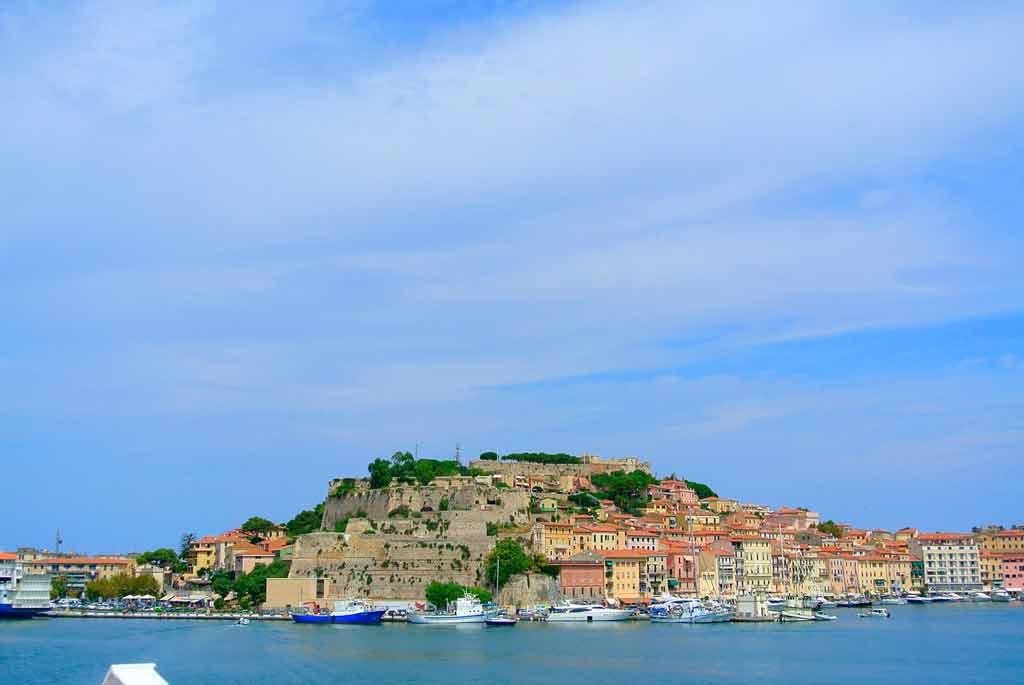 Toscana Itália: Ilha de Elba