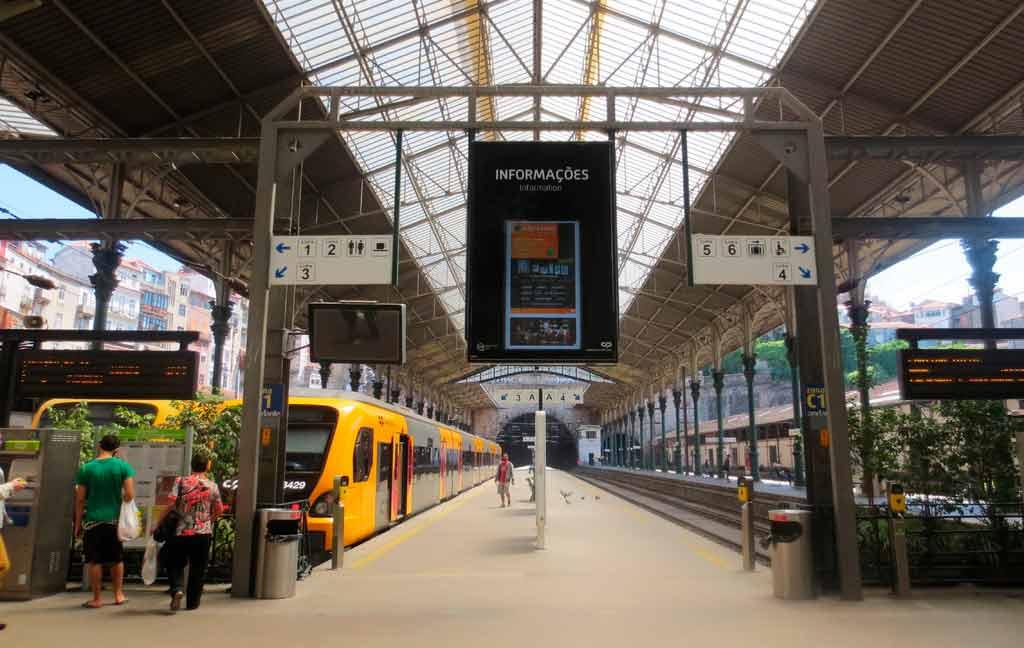Trens de Portugal: o que saber antes de embarcar