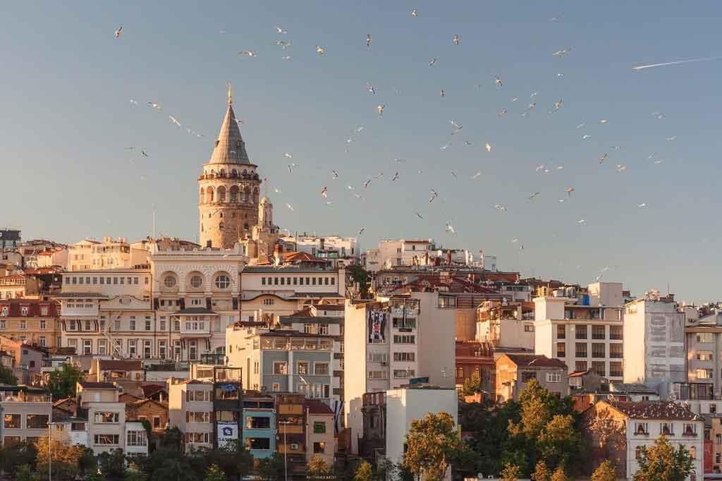 Cidades turísticas