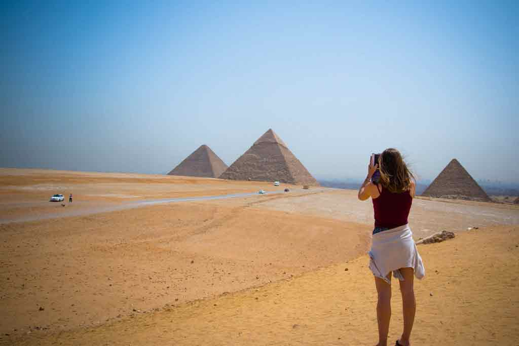 Turismo no Egito