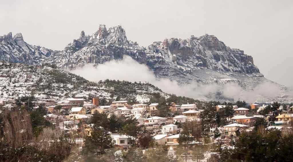 Viagem Espanha: inverno