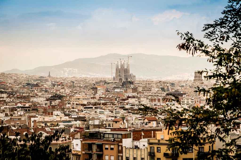 Viagem Espanha