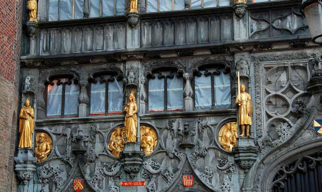 Bruges: Basílica do Sangue Sagrado