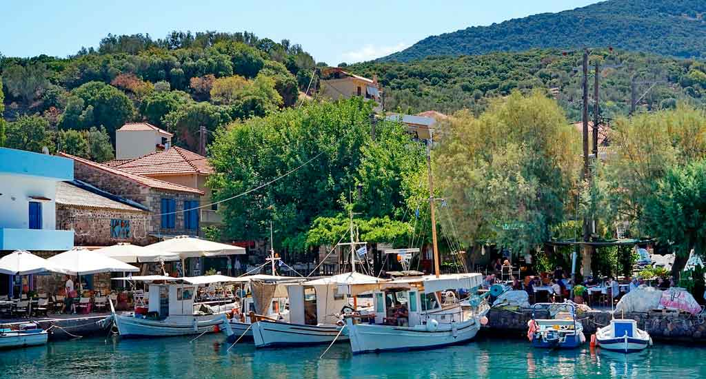 Como viajar entre as Ilhas Gregas