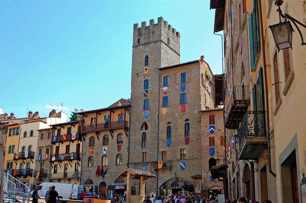 Cidades da Toscana: Arezzo