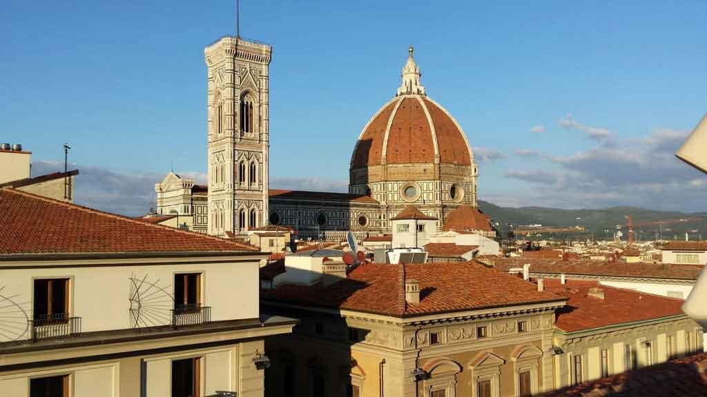 Cidades da Toscana: Florença