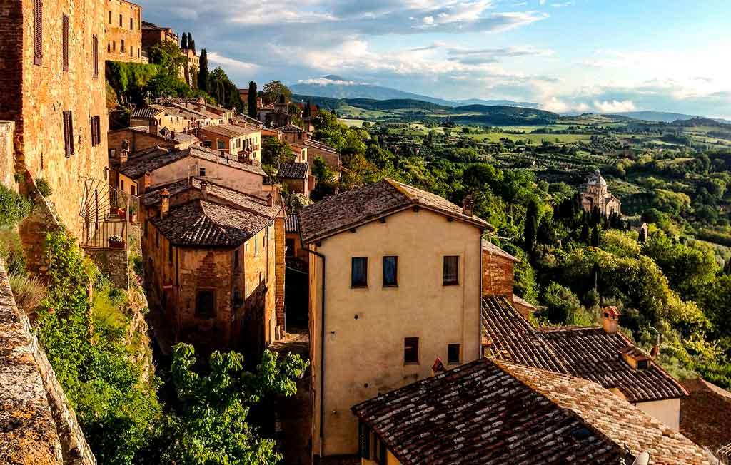 Cidades da Toscana: Montepulciano