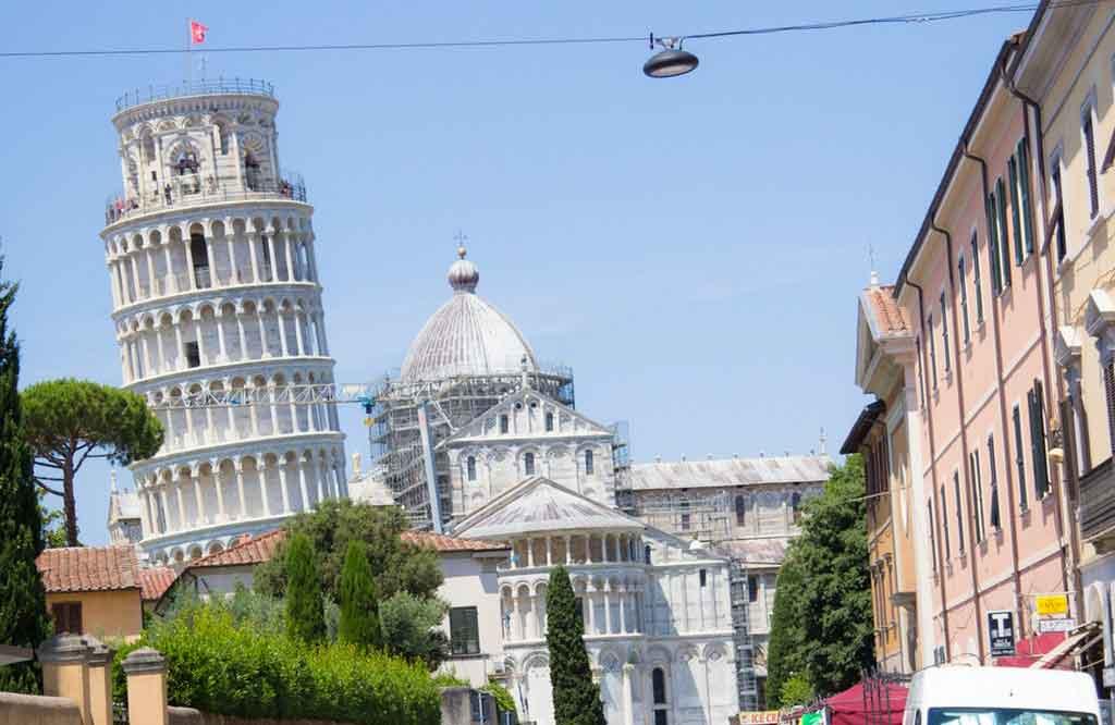 Cidades da Toscana: Pisa