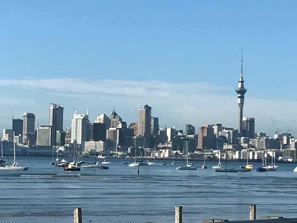 Qual a maior Cidade da Nova Zelândia