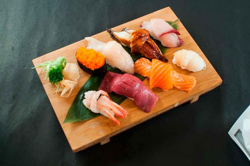 Comidas típicas da ásia: Japão