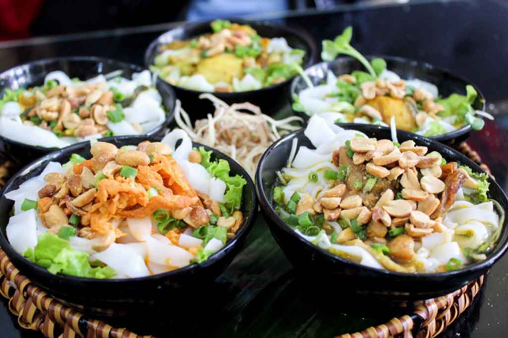 Comidas típicas da ásia: Vietnã
