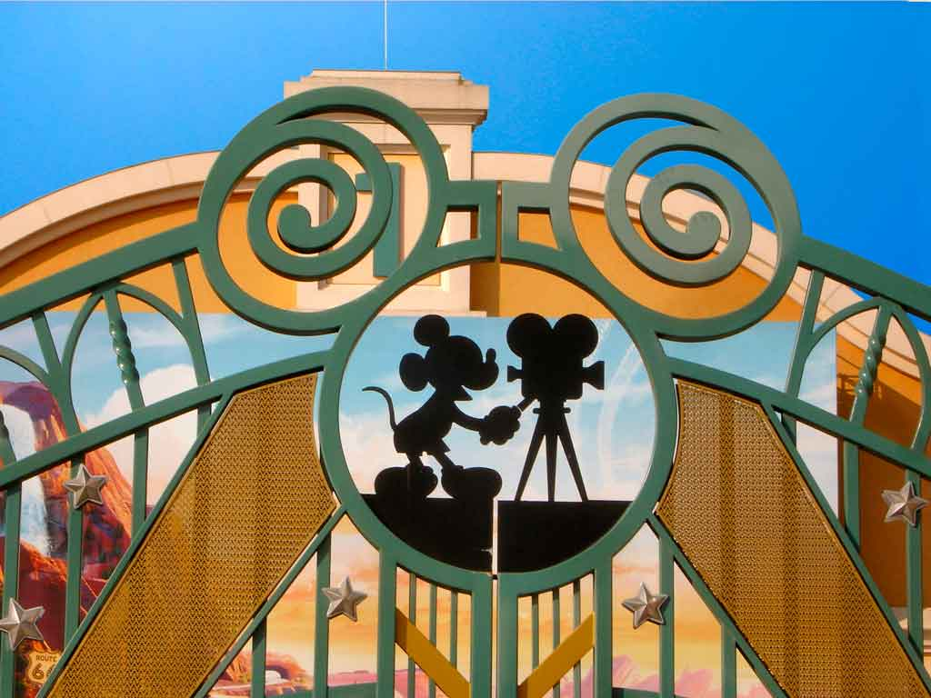 Eurodisney: Walt Disney Studio Park