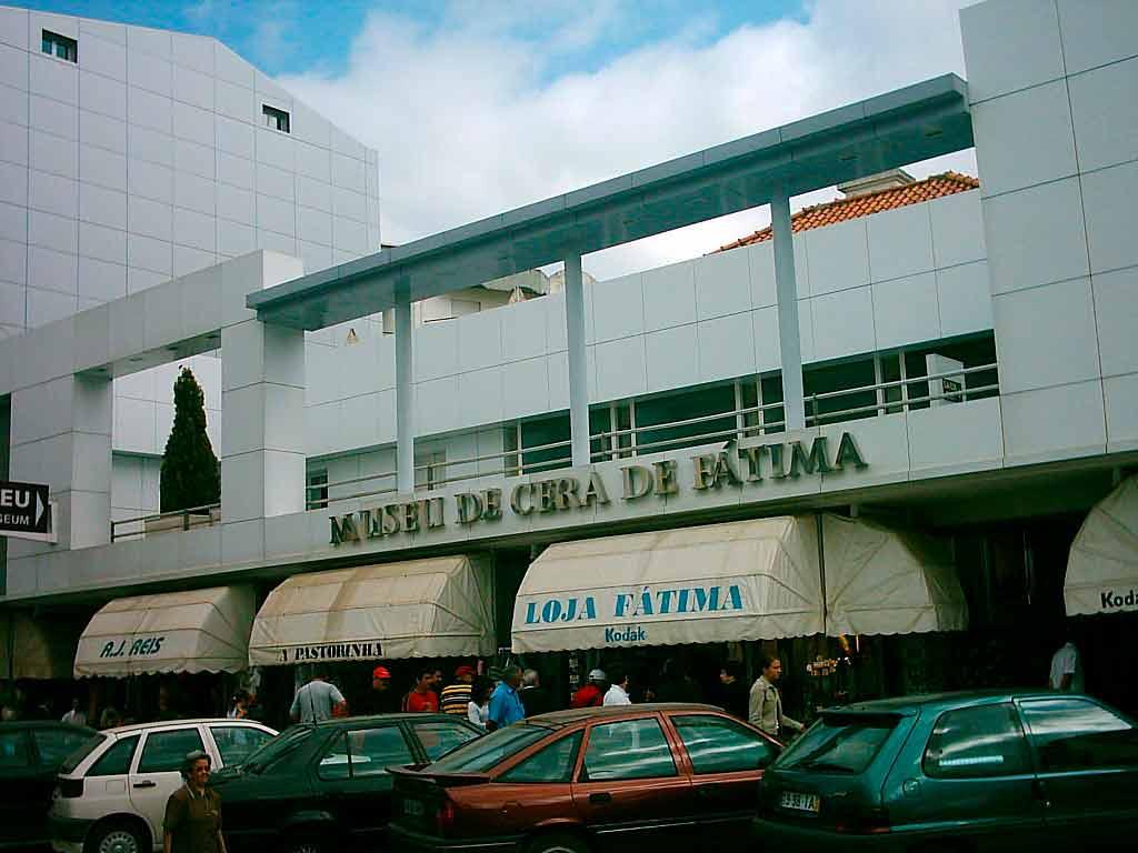 Fátima Portugal: Museu de Cera
