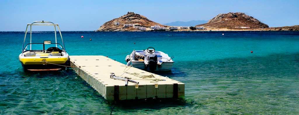 Ilhas gregas Mikonos