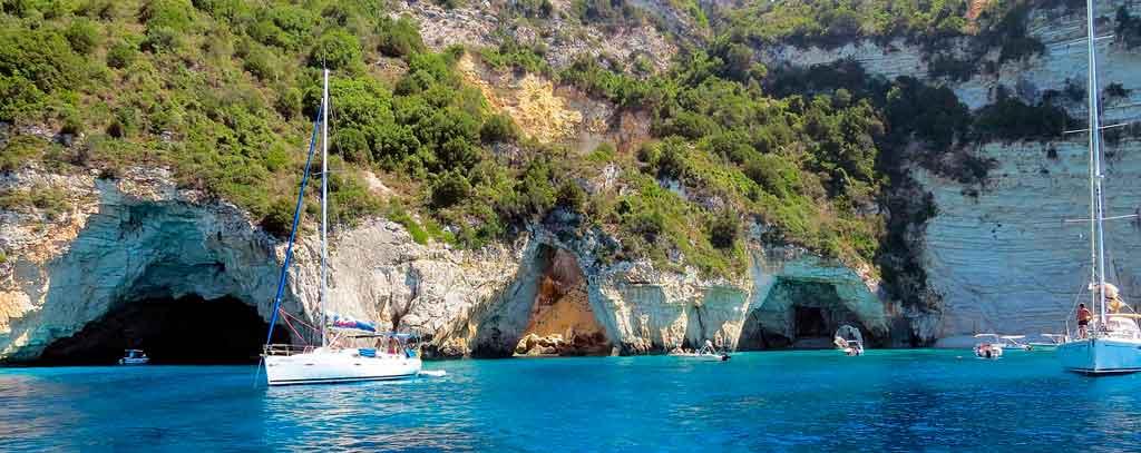 Ilhas Gregas Paxos
