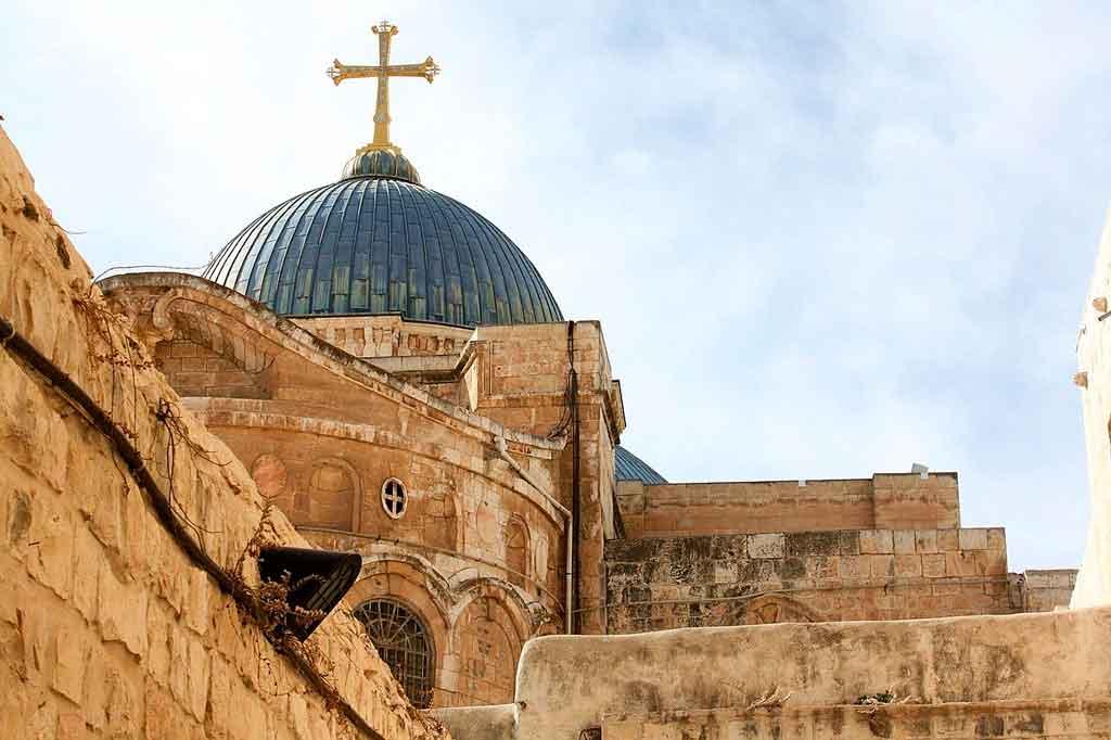 Jerusalém: Basílica do Santo Sepulcro