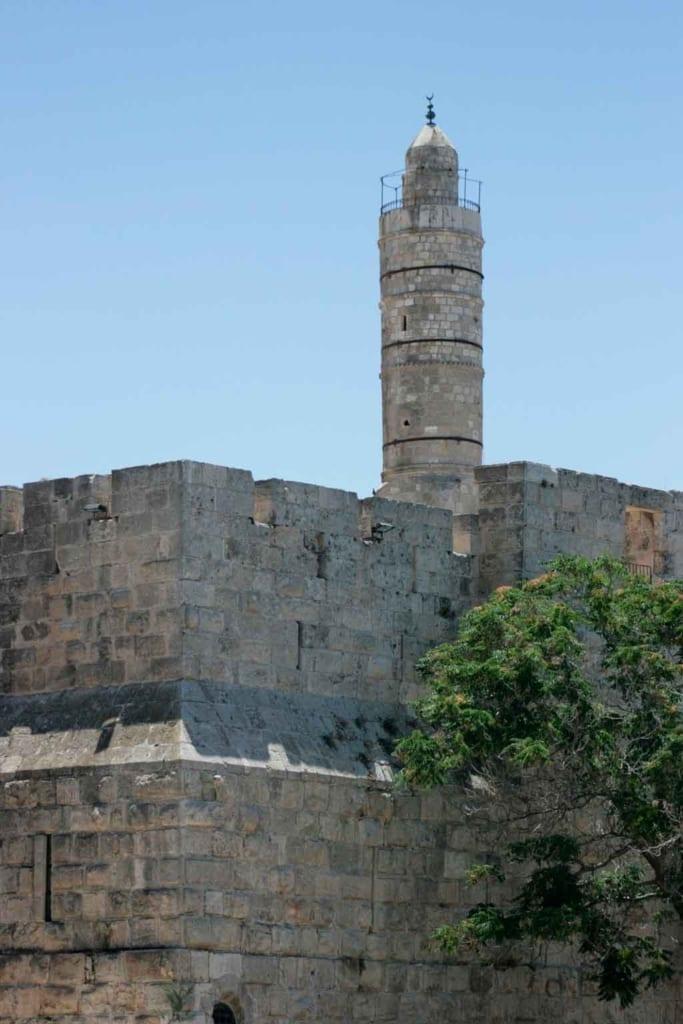 Jerusalém: Torre de David