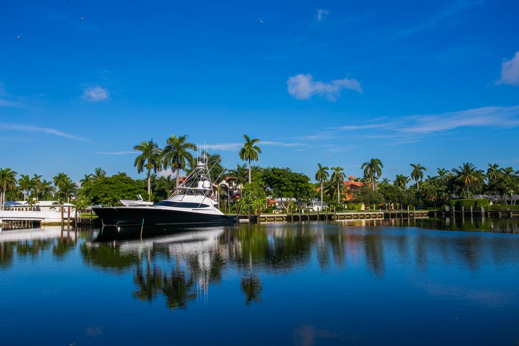 Mapa da Florida: Fort Lauderdale