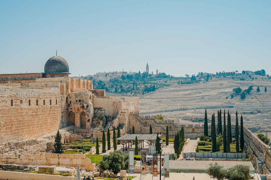melhor época para visitar Jerusalém