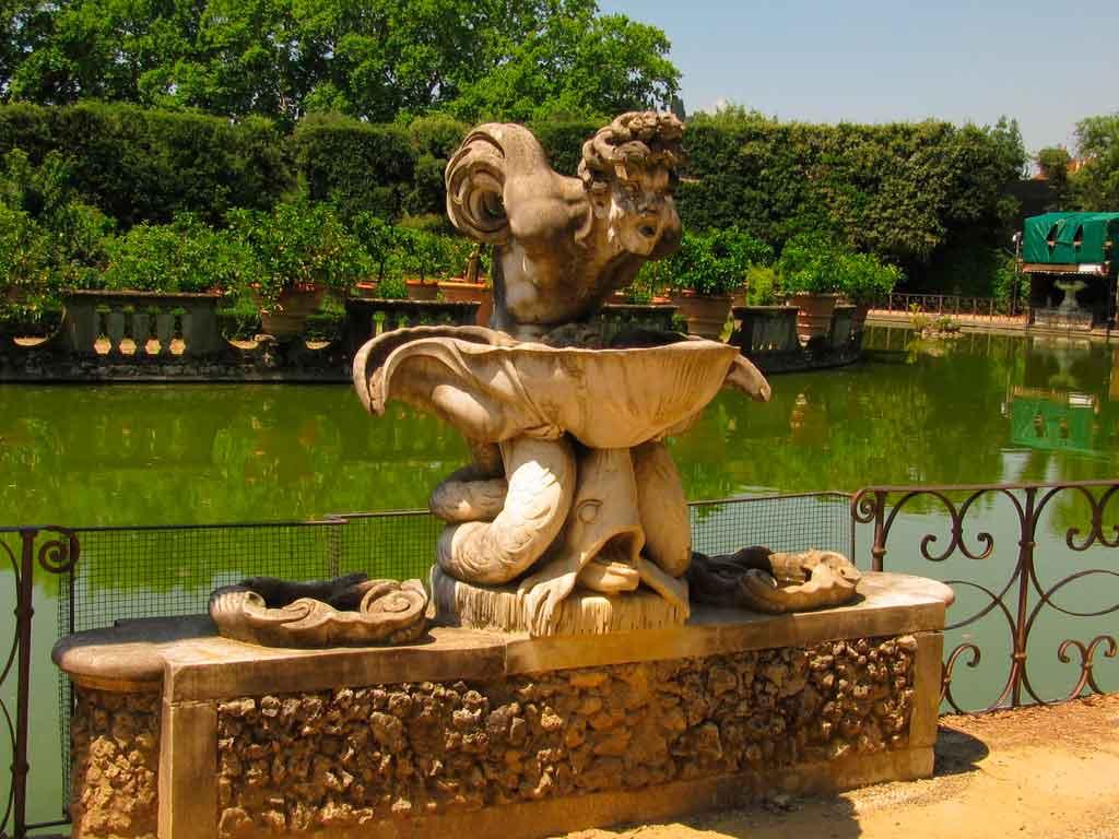 O que fazer em Florença: Jardins de Boboli