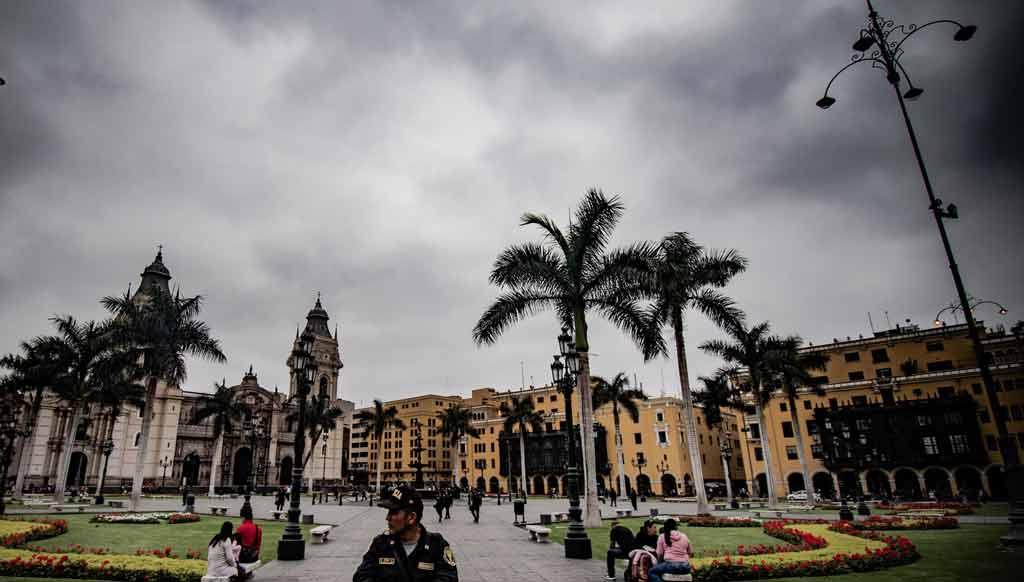 O que fazer em Lima: Plaza Mayor