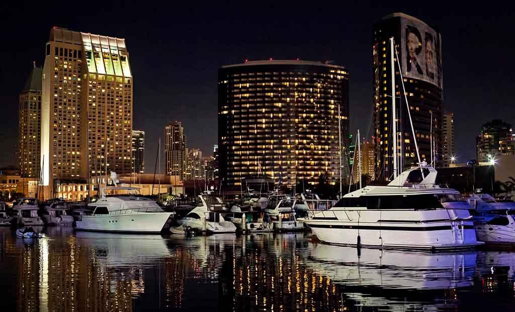 O que fazer em San Diego à noite